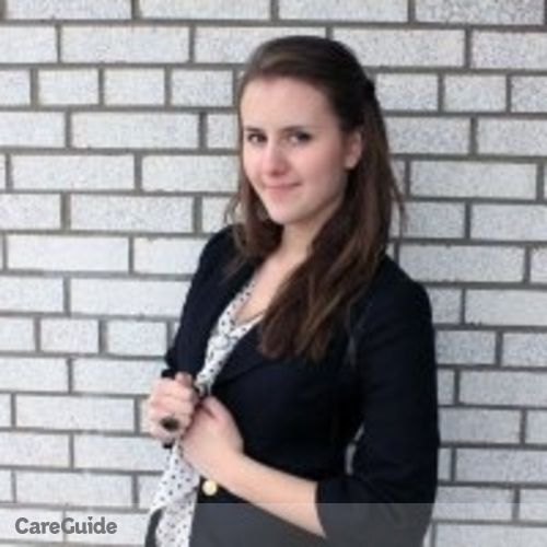 Canadian Nanny Provider Anjela 's Profile Picture