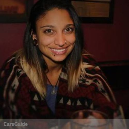 Canadian Nanny Provider Iesha Bailey's Profile Picture