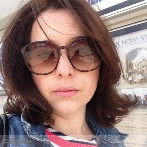 Canadian Nanny Provider Renata Prado's Profile Picture
