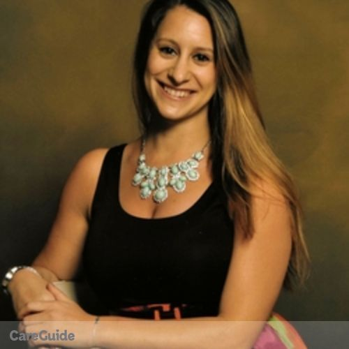 Canadian Nanny Provider Micaela Winton's Profile Picture