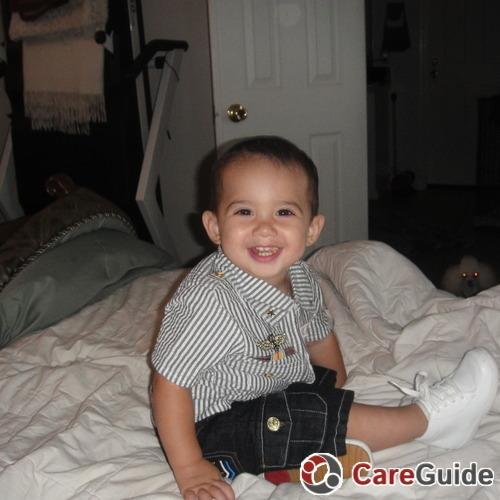 Child Care Job Ashley R's Profile Picture