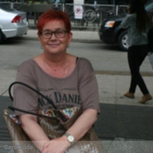 Canadian Nanny Provider Vesna 's Profile Picture