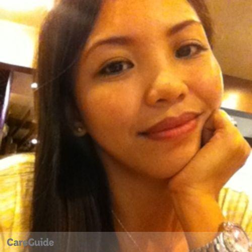 Canadian Nanny Provider Peachie B's Profile Picture