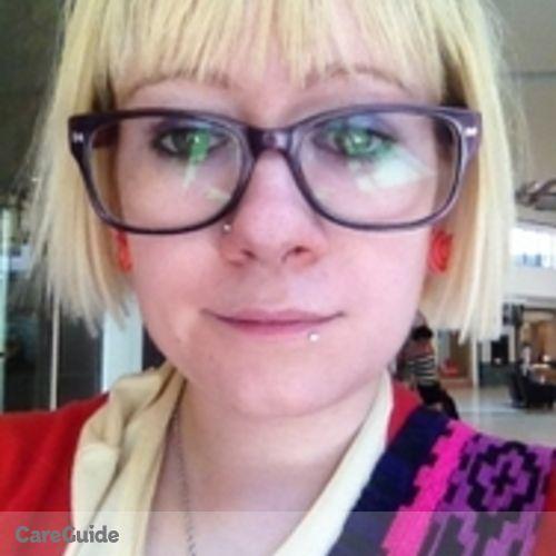 Canadian Nanny Provider Jennifer Doyle's Profile Picture