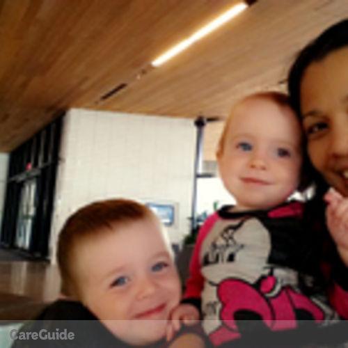Canadian Nanny Provider Mery Ann Sambrano's Profile Picture