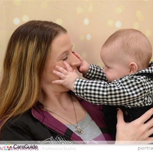 Child Care Provider Tabatha Clark's Profile Picture