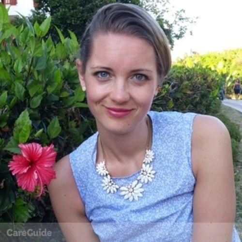 Canadian Nanny Provider Jennifer Wilcox's Profile Picture