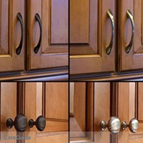 Handyman Provider Ben Cabinet knobs and pulls installation's Profile Picture