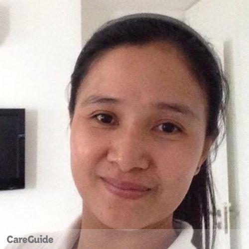 Canadian Nanny Provider Sheila Suner A's Profile Picture