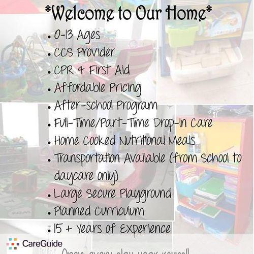 Child Care Provider Patty Galvan's Profile Picture