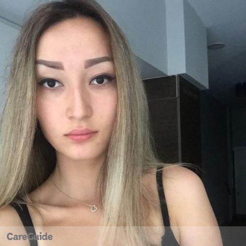 Canadian Nanny Provider Shakhira K's Profile Picture