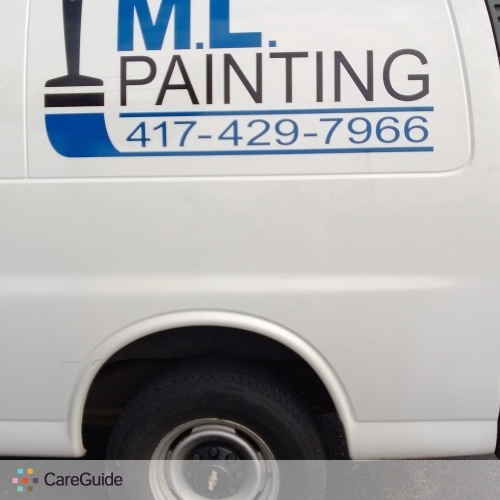 Painter Provider Matthew L's Profile Picture