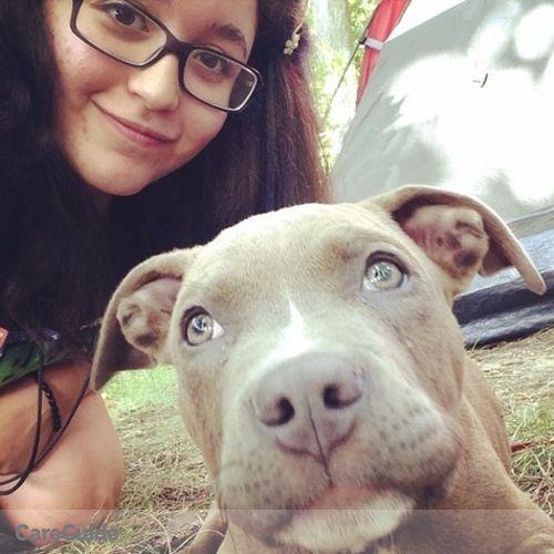 Pet Care Provider Michelle Santiago's Profile Picture