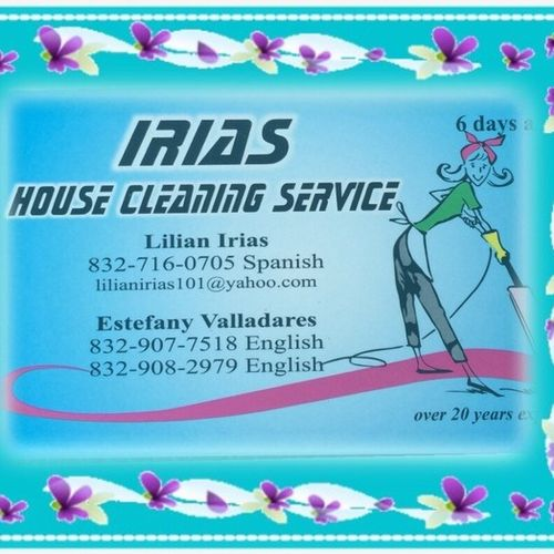 Housekeeper Provider Lilian Irias's Profile Picture