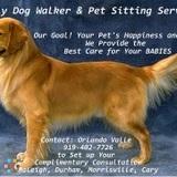 Dog Walker, Pet Sitter in Durham