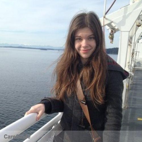 Canadian Nanny Provider Brianna Cook's Profile Picture