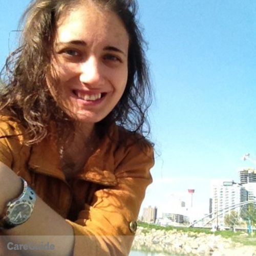 Canadian Nanny Provider Clelia Privitera's Profile Picture