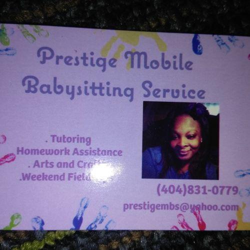 Child Care Provider Denevia Hicks's Profile Picture