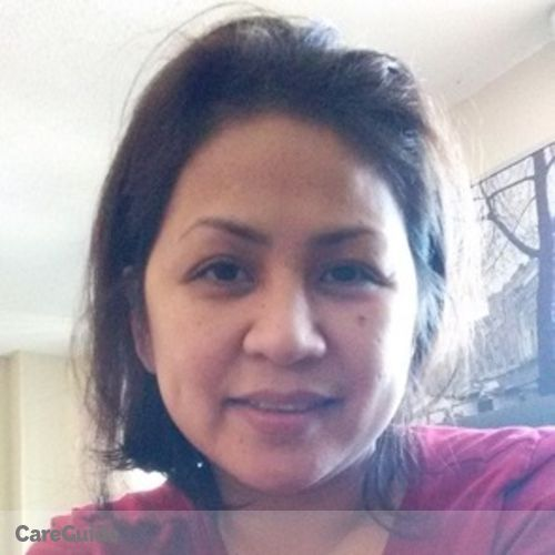 Canadian Nanny Provider Marissa 's Profile Picture