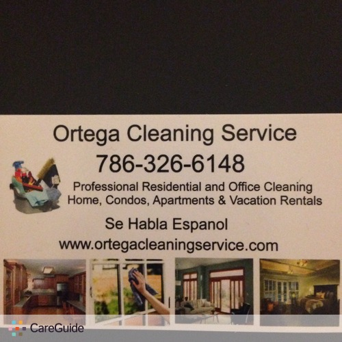 Housekeeper Provider Carlos O's Profile Picture