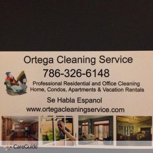 Housekeeper Provider Carlos Ortega's Profile Picture