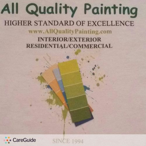 Painter Provider Jerry L's Profile Picture