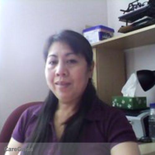 Canadian Nanny Provider Josie M's Profile Picture