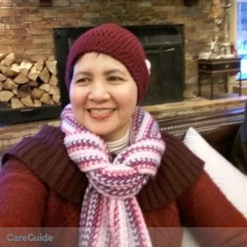 Child Care Provider Zenaida D's Profile Picture