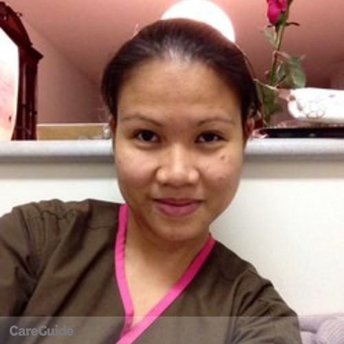 Canadian Nanny Provider Melinda Pacho's Profile Picture