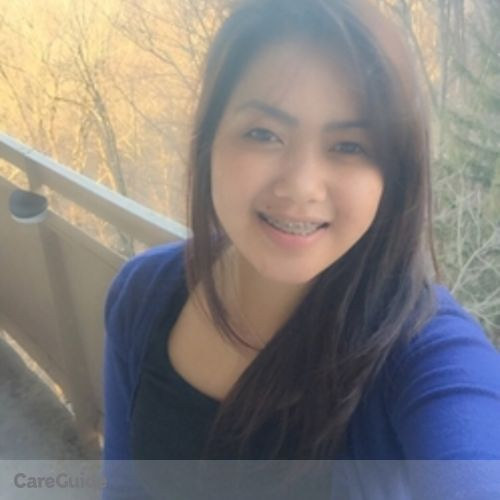 Canadian Nanny Provider Mariel Tamayo's Profile Picture