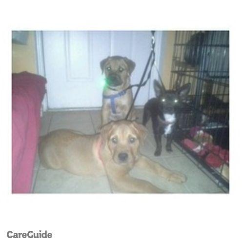 Pet Care Provider Ana Jimenez's Profile Picture