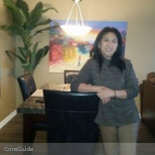 Canadian Nanny Provider Ma. Gemma Laisac's Profile Picture