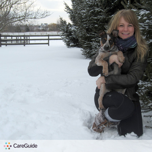 Pet Care Provider Lindsey Ellis's Profile Picture