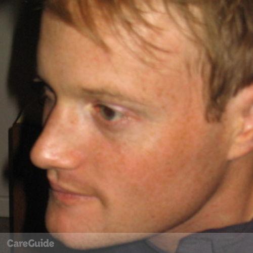 Child Care Provider Shane Gerzon Kessler's Profile Picture