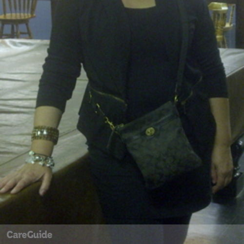 Canadian Nanny Provider Nannette Hendry's Profile Picture