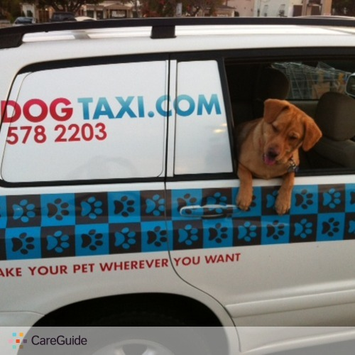 Pet Care Provider La Dog Taxi's Profile Picture
