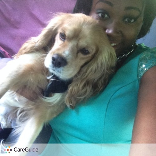 Pet Care Provider Brionna Hunt's Profile Picture