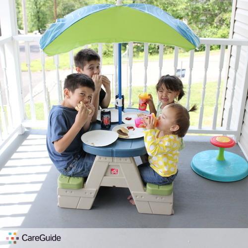 Child Care Provider Janet F's Profile Picture