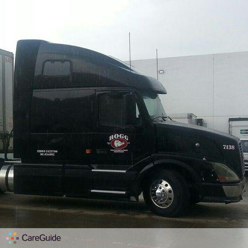 Truck Driver Job T Walter's Profile Picture