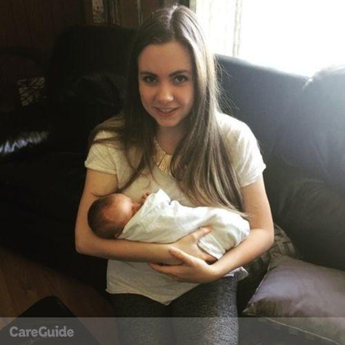 Canadian Nanny Provider Ashley P's Profile Picture