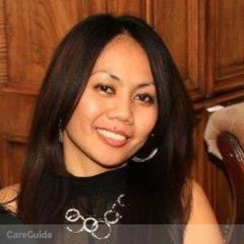 Canadian Nanny Provider Marycon Bernas's Profile Picture