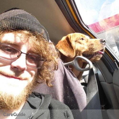Pet Care Provider Jonathan W's Profile Picture