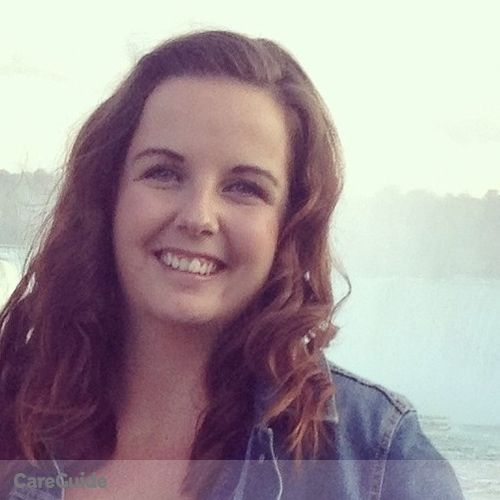 Canadian Nanny Provider Rita Uniac's Profile Picture