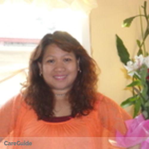 Canadian Nanny Provider Lucina Rola's Profile Picture