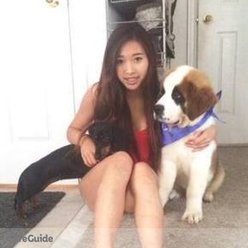 Pet Care Provider Jessie Chan's Profile Picture