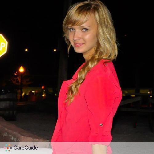 Child Care Provider julia melnyk's Profile Picture