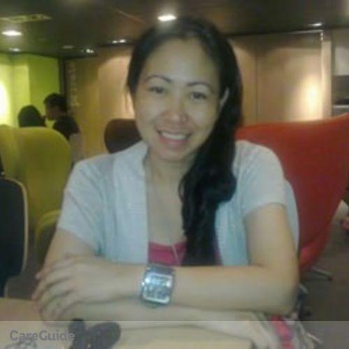 Canadian Nanny Provider Hilda San Jose's Profile Picture
