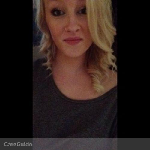 Canadian Nanny Provider Alexis Christianson's Profile Picture