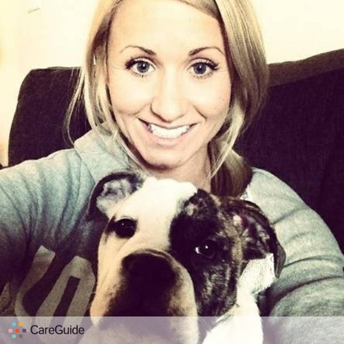 Pet Care Provider Katie Bloomquist's Profile Picture
