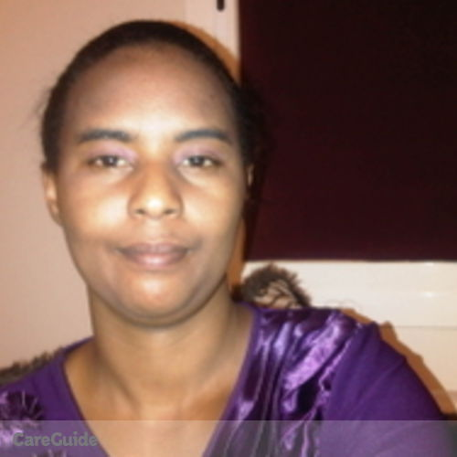 Canadian Nanny Provider Angela Maingi's Profile Picture